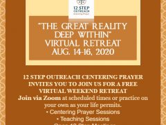 FREE Virtual Retreat Opportunity