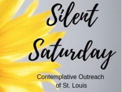 Silent Saturday – October 9, 2021 Via ZOOM